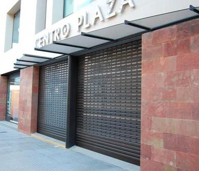 Puertas de seguridad en locales comerciales