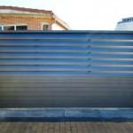cancelas correderas abatibles y basculantes aluminio