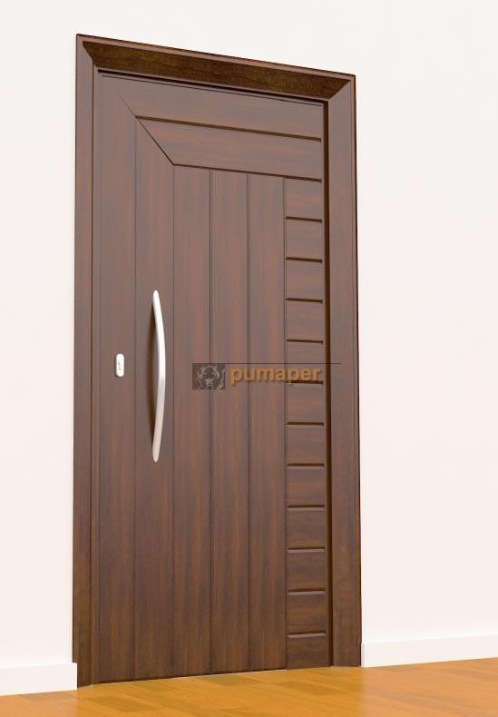 Puertas y portones de aluminio acorazadas pumaper - Puertas de entrada acorazadas ...