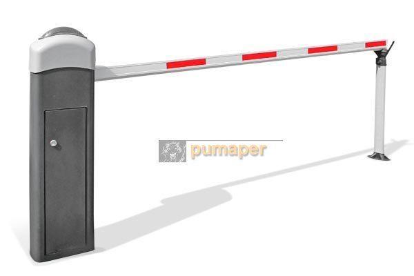 barrera electromecanica