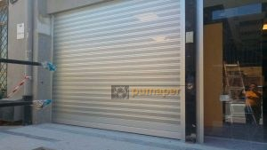 puerta automática Ceuta